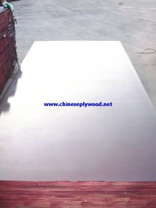 Waterproof Shuttering Film Faced Plywood for Custruction (HT-FFP-025)