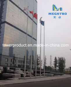 Megatro Flag Pole (MGS-FP003) pictures & photos
