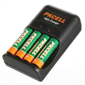 Nizn AA/AAA Rechargeable Battery Charger