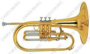 Marching Horns,Marching Mellophone (CMM-100L) pictures & photos