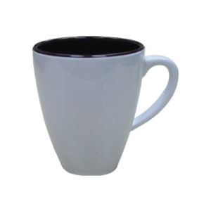 100% Melamine Tableware- Duotone/100% Melamine Material/Double Color Coffee Mugs (QQ646) pictures & photos