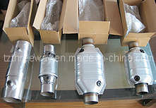 Catalytic Converter (three way) pictures & photos