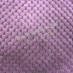 Home Textile Polyester Sofa Upholstery Corduroy Fabric pictures & photos