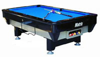 Coin Operated Pool Table (COT-013) pictures & photos
