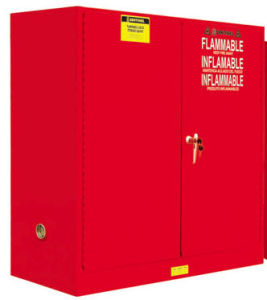 Red Flammable Safety Cabinet, Industrial Safety Cabinet (SC6000R) pictures & photos
