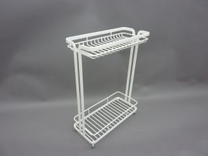 Fashion High End Shampoo Holder Bathroom Metal Rack