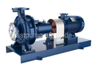 Electrical Centrifugal Single Stage Water Pump with CE Certificate pictures & photos