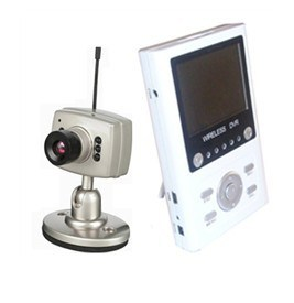 Baby Monitor with Card Storage and MP3