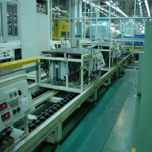 Microwave Ovens Assembly Equipment