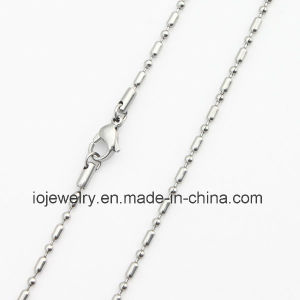 Factory Direct Sale Jewelry 316 Stainless Steel Necklace for Man