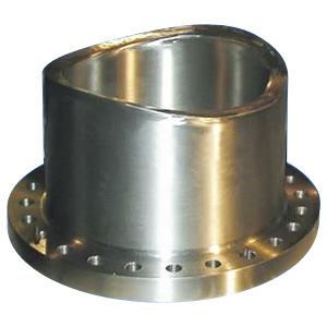 DIN Flat Exaust Stainless Steel Cast Welding Forged Carbon Steel Plate FF Blind Flange pictures & photos