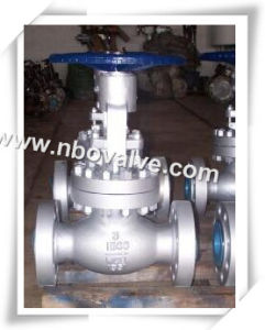 2 Inch Globe Valve for Indonesia Market (J47H-900 class)