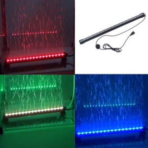 Underwater RGB LED Light/18LED Colorful LED Aquarium Light/Fish Tank Aquarium LED Light