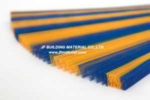 Polyester Plisse Insect Screen/ Fiberglass Pleated Fly Screen/ PP Insect Screen pictures & photos