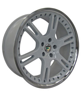 Aftermarket Alloy Wheel (UFO-LU133) pictures & photos