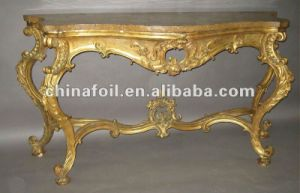 Manufacturing Furniture Imitation Gold Leaf