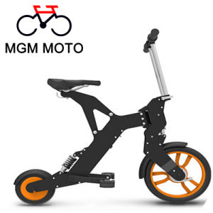 New Design Hot Sale Cheap Folding E Bike pictures & photos