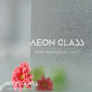 3mm, 3.5mm, 4mm, 5mm, 6mm and 8mm Patterned Glass, Figured Glass, Clear Nashiji Glass pictures & photos