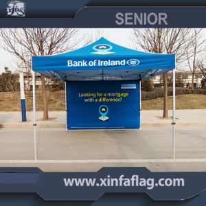 Wind Resistant Outdoor Trade Show Promotion Canopy