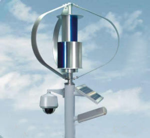 400W Vertical Wind Turbine Generator (200W-10KW) pictures & photos