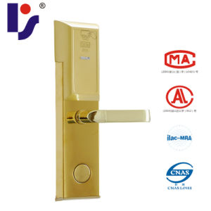 RF/Mifare 1 Card Smart Hotel Lock (RX118E-J-S2)