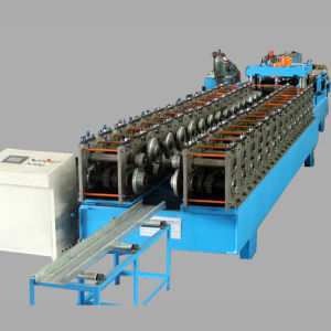 Automatic Changeble C Purlin Cold Roll Forming Machine