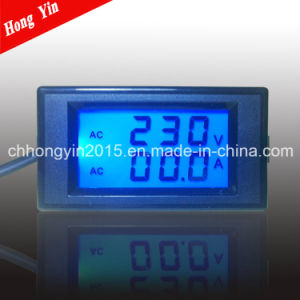 D69-2041 LCD AC/DC Digital Display Meter pictures & photos