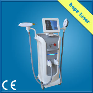 2017 New Machinee Laser IPL and Ndyag Tattoo Removal pictures & photos