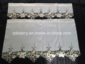 Xlt53 Kitchen Curtain Valance pictures & photos