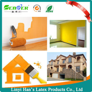 Interior & Exterior Wall Finish Paint ISO9001 SGS