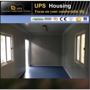 Low Cost Collapsible Container House for Project with Windows and Doors pictures & photos