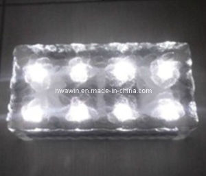 LED Solar Ice Brick Light pictures & photos
