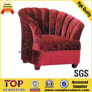 Hotel Wooden Comfortable Leisure Sofa Chairs pictures & photos