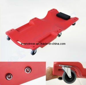 Under Car Garage Creeper, 40 Inch Headrest Parts, Trays Garage Repair Tools Roller pictures & photos