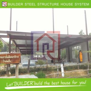 Thailand Project Steel Structure Workshop Warehouse