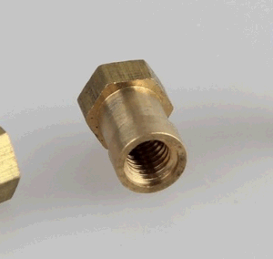 China Good Quality The Knurled Brass Nut Copper Nut, 2016, New pictures & photos