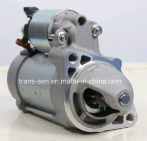 Nippondenso Auto Starter for Mercedes Benz (428000-5510 12V 12t) pictures & photos