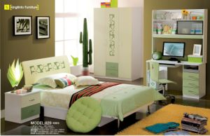 MDF Children Bedroom Furniture (829)