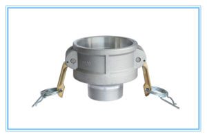 Aluminum Casting Camlock Coupling Reduce Br pictures & photos