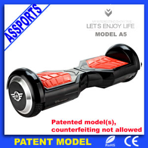Wholesale Black Fast Speed Elecric Chargable Motorized Balance Scooter pictures & photos