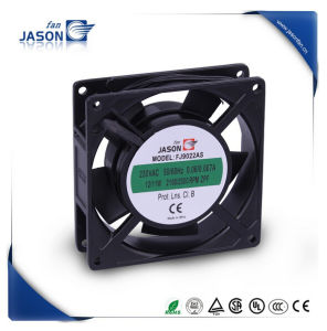 Sleeve Bearing Low Noise 230V Shaded Pole Axial Motor Fan (FJ9022AS) pictures & photos