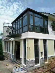 Clear/Safety/Insulating/Laminated/Sunroom Glass, Double Wall Glass