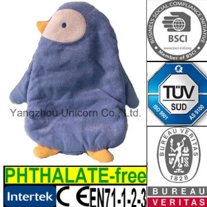 CE PP Cotton Soft Stuffed Animal Penguin Plush Toy