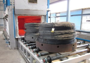 Roller Type Stainless Rod Annealing Furnace