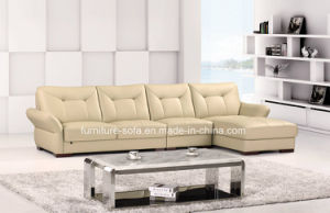 Modern Office Furniture High Back Leather Corner Sofa B78