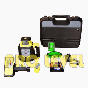 High Accuracy Green Laser Rotary Laser Level (SRE-208G) pictures & photos