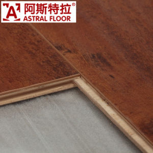 Wooden Laminate Flooring in 12mm and 8mm (AL1711) pictures & photos