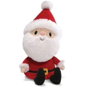 cute christmas stuffed toys soft christmas santa toy best christmas decoration gifts