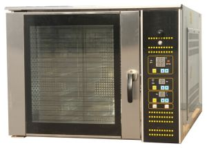 Stainless Steel Rotary Convection Oven with CE and ISO9001 pictures & photos