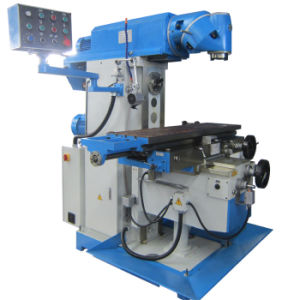 Universal Swivel Head Milling Machine (XL6436) pictures & photos